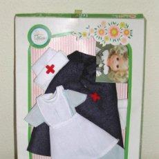 Vestidos Muñecas Españolas: LESLY - CONJUNTO ATS / ENFERMERA.. Lote 36781896
