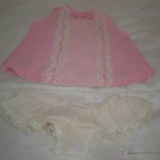 Vestidos Muñecas Españolas: VESTIDO CON BRAGUITAS. Lote 39507771