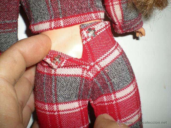 Vestidos Muñecas Españolas: traje para NANCY años 70 confección industrial marco? - Foto 4 - 40804027