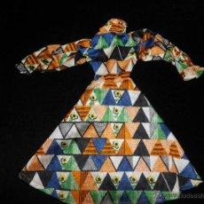 Vestidos Muñecas Españolas: VESTIDO PARA SORAYA DE JESMAR ( AÑOS 70). Lote 42948805