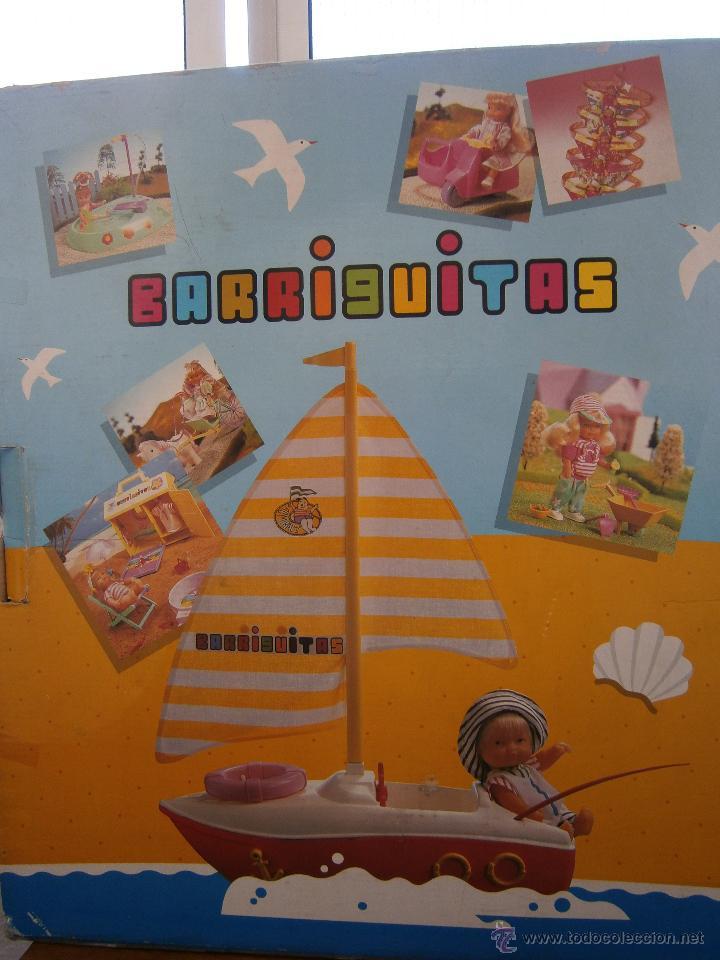 Vestidos Muñecas Españolas: Barriguitas retoño con barco velero. Caja original. - Foto 5 - 44744500