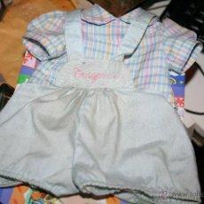 Vestidos Muñecas Españolas: ROPA ORIGINAL DEL MUÑECO TRAGONCETE DE TOYSE. Lote 45307068