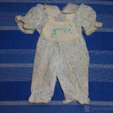 Vestidos Muñecas Españolas: FAMOSA - MONO ORIGINAL NENUCO ETIQUETA Nº 1250, 111-1. Lote 45428051