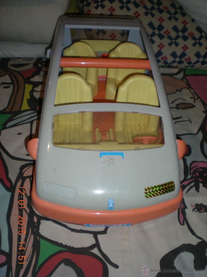Vestidos Muñecas Españolas: coche original de chabel family van de feber - Foto 2 - 47289113