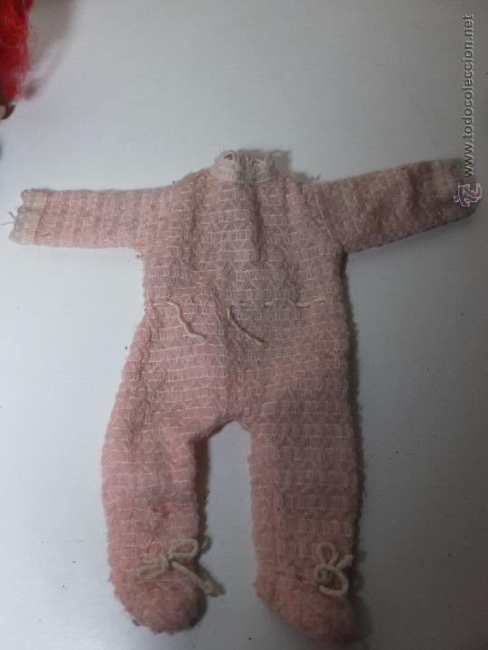 4d2e39a09 pelele o traje para muñeca tipo bebe años 60-70 - Comprar Vestidos y ...