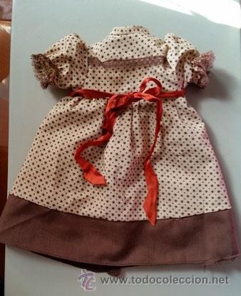 VESTIDO DE JESMY MAMA DE JESMAR (Juguetes - Vestidos y Accesorios Muñeca Española Moderna)