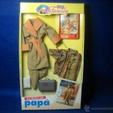 Vestidos Muñecas Españolas: LA ROPA DE PAPA DE CHABEL FAMILY - NUEVO. Lote 149687325