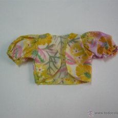 Vestidos Muñecas Españolas: BLUSITA PARA MUÑECA SINDY?. Lote 49844365