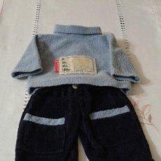 Vestidos Muñecas Españolas: CONJUNTO DOS PIEZAS PARA MUÑECO NENUCO DE FAMOSA. Lote 50114660