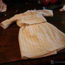 Vestidos Muñecas Españolas: VESTIDO BEBE MUÑECO REBORN . Lote 50362288