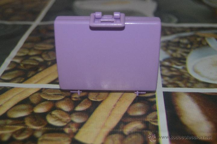 Vestidos Muñecas Españolas: preciosa maleta de muñeca chabel de feber cgv - Foto 4 - 51255341
