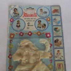 Vestidos Muñecas Españolas: VESTIDO JESMARIN REF 11 EN BLISTER. CC. Lote 51723904