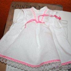 Vestidos Muñecas Españolas: VESTIDO ORIGINAL MUÑECO MUÑECA TOYSE . Lote 52163836
