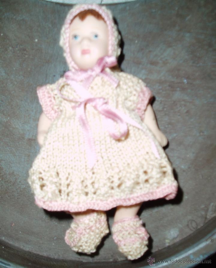 e82050a64 bebe de porcelana ropa de punto hecha a mano - Comprar Vestidos y ...