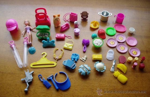 Lote complementos accesorios mu eca casa de mu vendido - Accesorios para casa de munecas ...