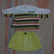 Vestidos Bonecas Espanholas: CONJUNTO MUÑECA NENUCA - MUÑECO NENUCO COLECCIÓN DELUXE. Lote 53250406