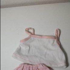 Vestidos Muñecas Españolas: NENUCO MUÑECA NENUCA - CONJUNTO ORIGINAL. Lote 53343814