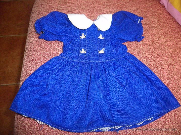 Vestido azul o blanco imagen original