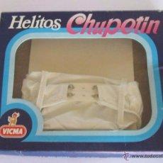 Vestidos Muñecas Españolas: ACCESORIO HELITOS CHUPETIN, DE VICMA, EN CAJA. CC. Lote 294123813