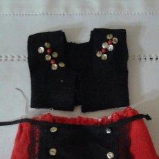 Dresses Spanish Dolls - TRAJE REGIONAL -ORIGINAL MUÑECA CADITA DE EDA- - 74243647