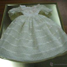 Vestidos Muñecas Españolas: VESTIDO DE COMUNIÓN. Lote 54696634