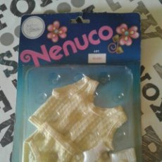 Vestidos Muñecas Españolas: BLISTER ROPITA DE NENUCO. Lote 55153613
