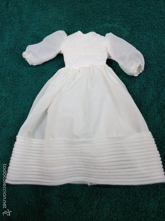 VESTIDO DE COMUNIÓN ORIGINAL DE LA NANCY (Juguetes - Vestidos y Accesorios Muñeca Española Moderna)