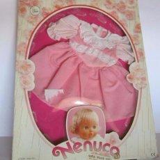 Vestidos Muñecas Españolas: VESTIDO NENUCO REF 80435, EN CAJA. CC. Lote 56560555