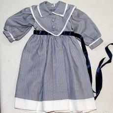 Vestidos Muñecas Españolas: TRAJE PARA MUÑECA GRANDE FABRICADO POR ASI. Lote 57990243