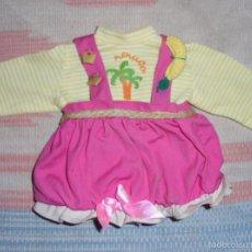 Vestidos Bonecas Espanholas: CONJUNTO MUÑECA NENUCA - COLECCIÓN DELUXE. Lote 58599027