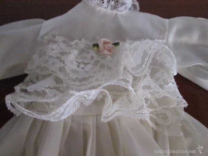 Vestidos Muñecas Españolas: vestido de novia - Foto 2 - 59428310