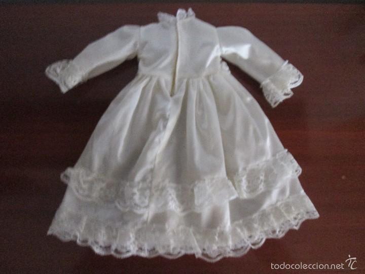 Vestidos Muñecas Españolas: vestido de novia - Foto 3 - 59428310