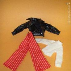 Vestiti Bambole Spagnole: ANTIGUO CONJUNTO BONNIE AND CLYDE DE FANNY ORIGINAL DE VICMA - AÑO 1974. Lote 59871696