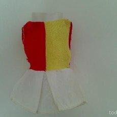 Vestidos Muñecas Españolas: TRAJE SINDY. Lote 59902431
