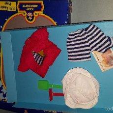 Vestidos Muñecas Españolas: VESTIDO BABY MOCOSETE. Lote 60497971