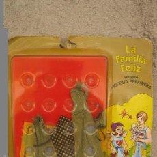 Vestidos Muñecas Españolas: LA FAMÍLIA FELIZ - VESTUARIO MODELO PRIMAVERA - CONGOST - NUEVO - A ESTRENAR - AÑO 1975.. Lote 60787591