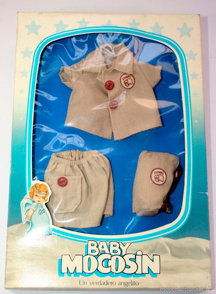 CAJA VESTIDOS BABY MOCOSIN TOYSE DRESSES HABILLAGES VINTAGE 1970-80 (Juguetes - Vestidos y Accesorios Muñeca Española Moderna)
