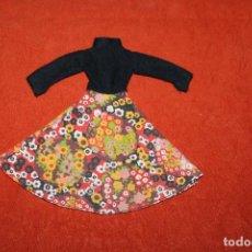 Vestidos Muñecas Españolas: SINDY - VESTIDO ORIGINAL MUÑECA SINDY DE FLORIDO VER FOTOS! SBB. Lote 63312416