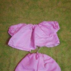 Vestidos Muñecas Españolas: CONJUNTO CAMISA Y PANTALONES PARA MUÑECAS 25CM. Lote 63502156