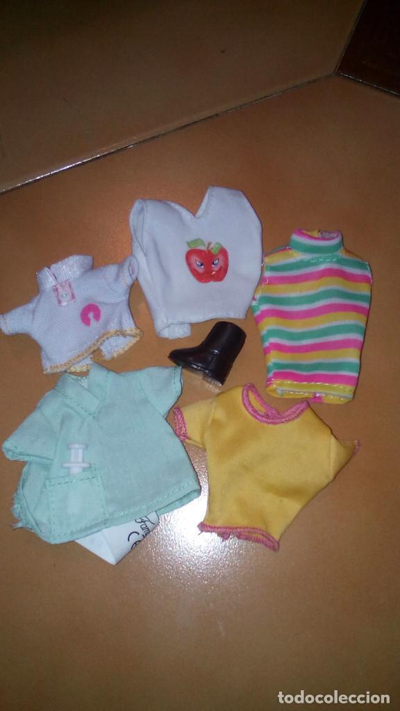 LOTE ROPA BARRIGUITAS (Juguetes - Vestidos y Accesorios Muñeca Española Moderna)