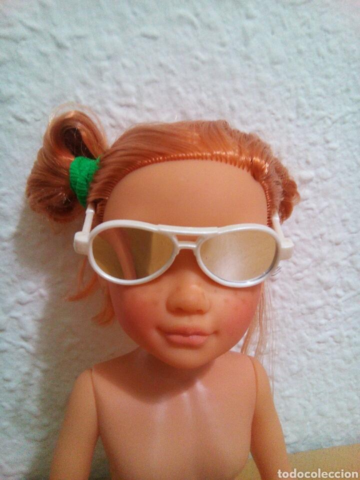 De En Venta Nancy New Vendido Fam Sol Gafas Blancoespejo Muñeca XnOw80Pk