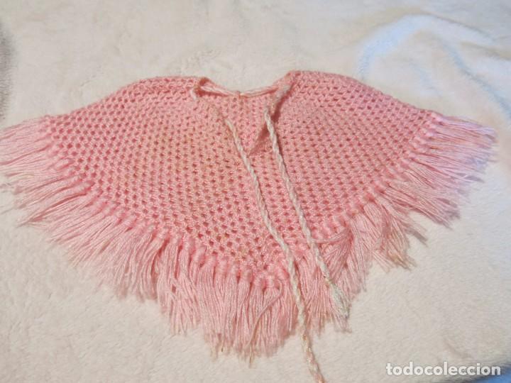 0c64bb6db poncho rosa