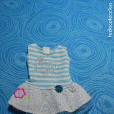 Vestidos Muñecas Españolas: VESTIDO ORIGINAL NANCY NEW. Lote 75794971