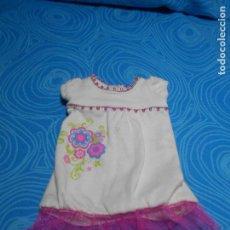 Vestidos Muñecas Españolas: VESTIDO ORIGINAL NANCY NEW. Lote 75796359