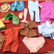 Vestidos Muñecas Españolas: LOTE ROPA PARA MUÑECAS AÑOS 70-80. Lote 76610975