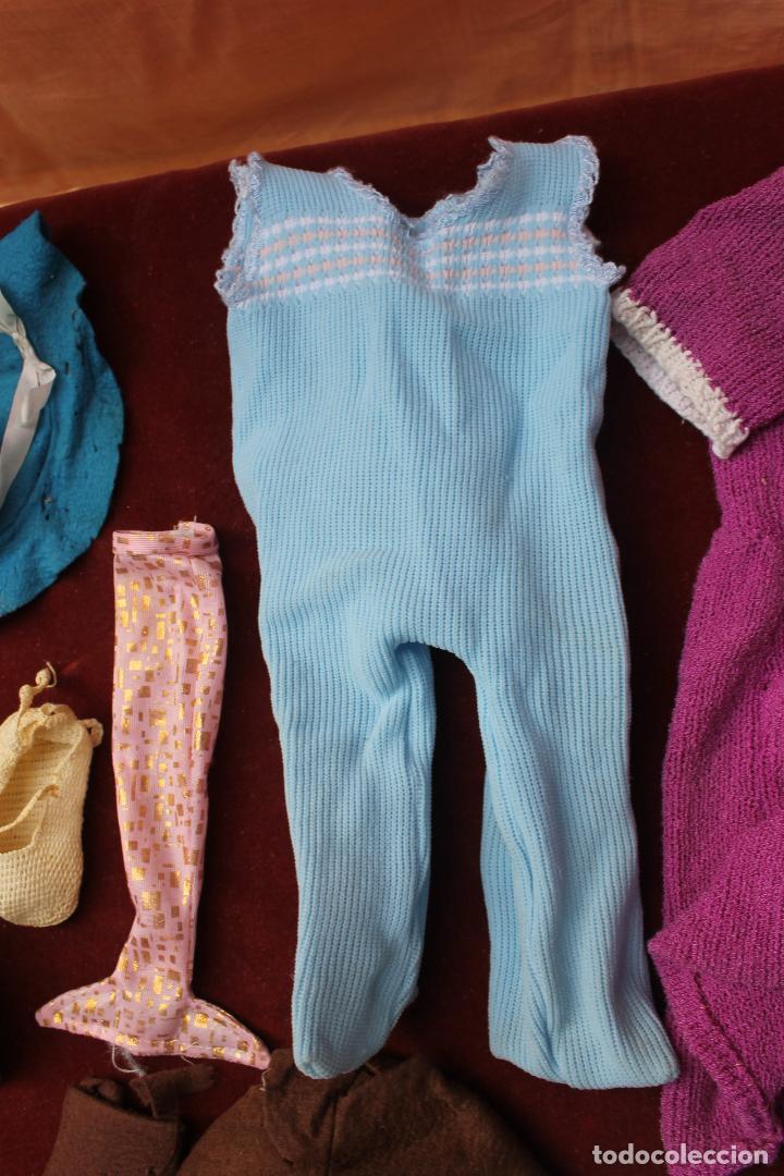 Vestidos Muñecas Españolas: LOTE ROPA PARA MUÑECAS AÑOS 70-80 - Foto 3 - 76610975