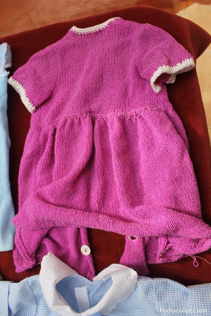 Vestidos Muñecas Españolas: LOTE ROPA PARA MUÑECAS AÑOS 70-80 - Foto 4 - 76610975
