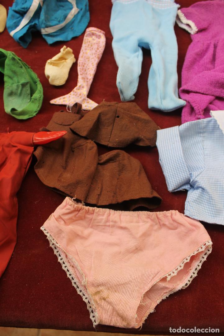 Vestidos Muñecas Españolas: LOTE ROPA PARA MUÑECAS AÑOS 70-80 - Foto 6 - 76610975