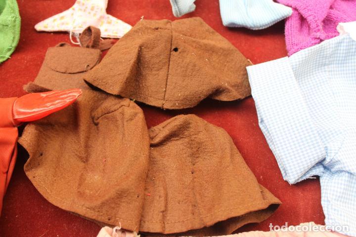 Vestidos Muñecas Españolas: LOTE ROPA PARA MUÑECAS AÑOS 70-80 - Foto 7 - 76610975