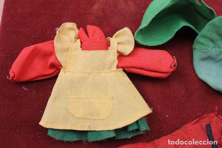 Vestidos Muñecas Españolas: LOTE ROPA PARA MUÑECAS AÑOS 70-80 - Foto 12 - 76610975